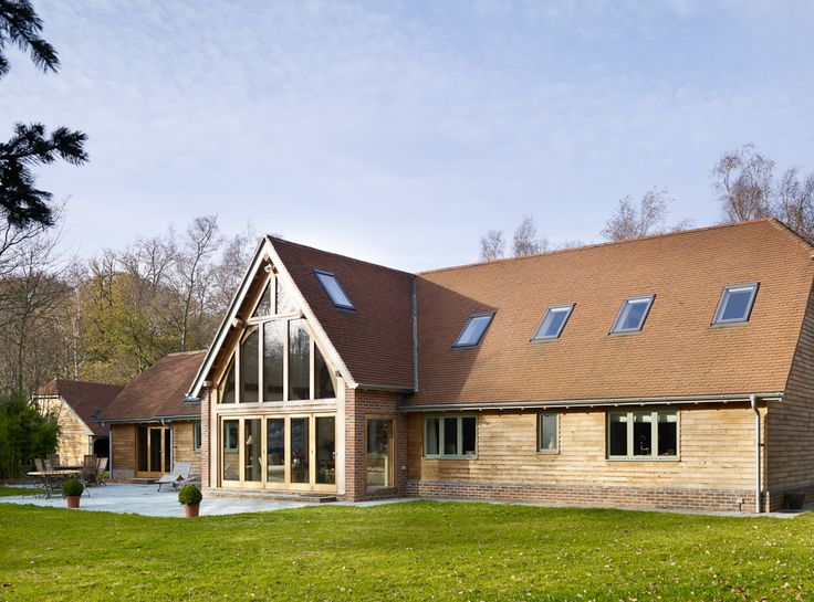 Border Oak Brick And Weatherboard Barn Read More About