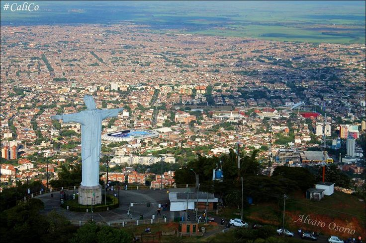 Cristo Rey  #travel #cali #colombia #learnspanish #gringolingo