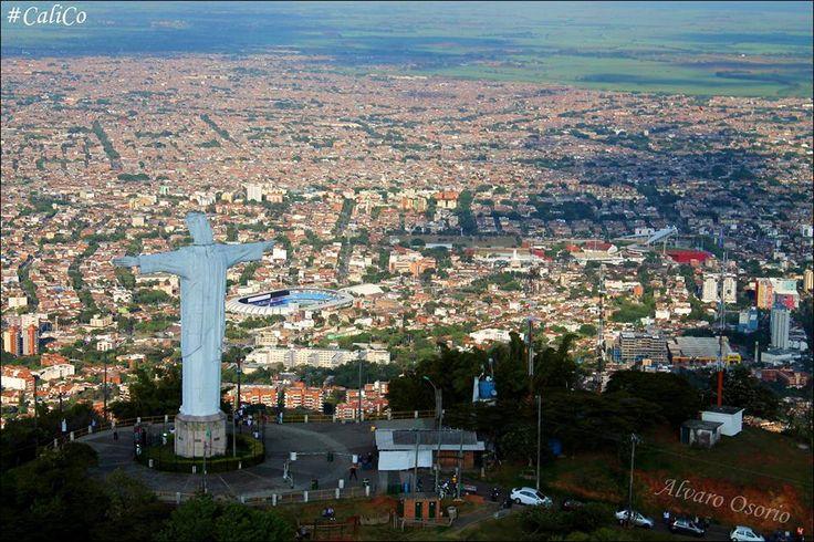 Cristo Rey, Cali Colombia.