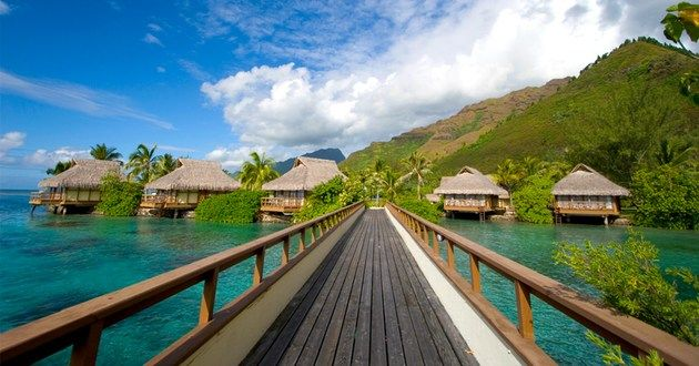 All Inclusive Resorts French Polynesian Islands