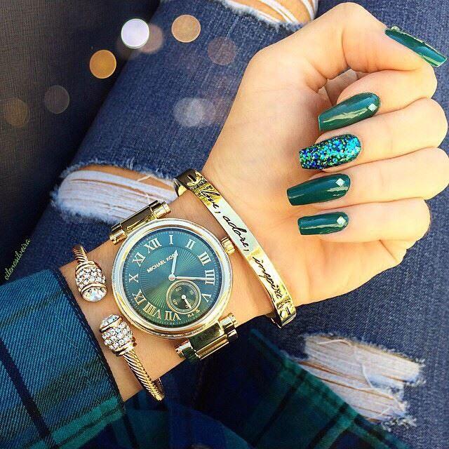 Mejores 351 imágenes de UÑAS en Pinterest | Diseños de uñas, Uñas ...