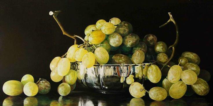 luci-d-autunno-olio-su-tela-135x68.jpg (Картина),  135x67x3 cm - Lorenzo Lo Vermi olio su tela