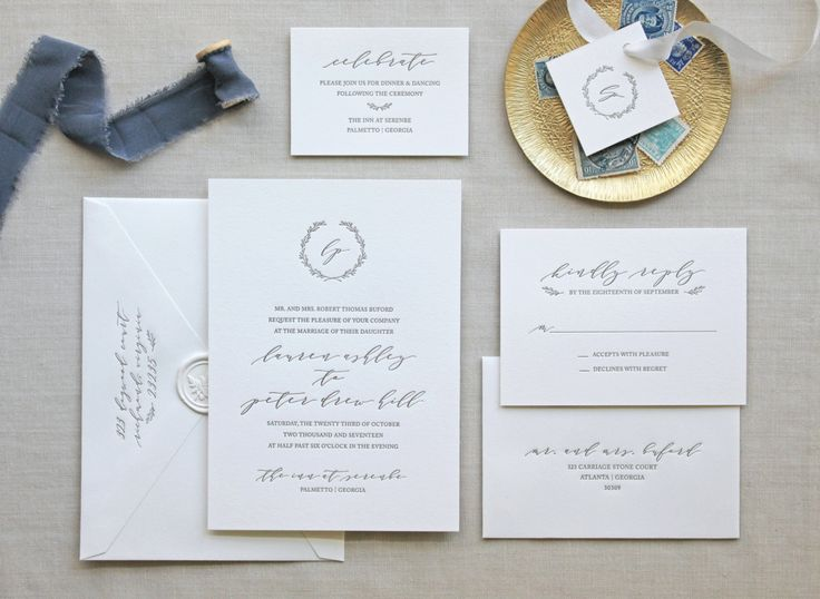 410 best Wedding Invitations images on Pinterest