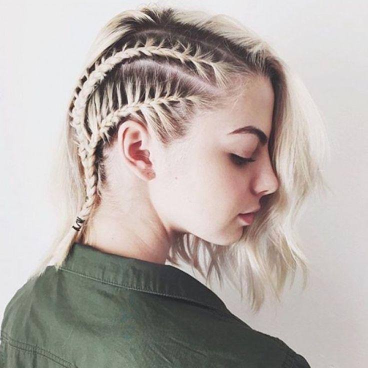 Les 25 meilleures id es concernant tresse africaine cheveux court sur pinterest tuto tresse - Comment faire une tresse africaine ...