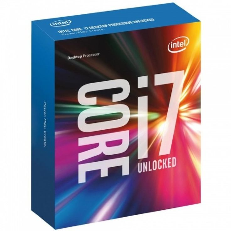Procesor Intel Core I7-6700K Skylake Quad Core 4 GHz