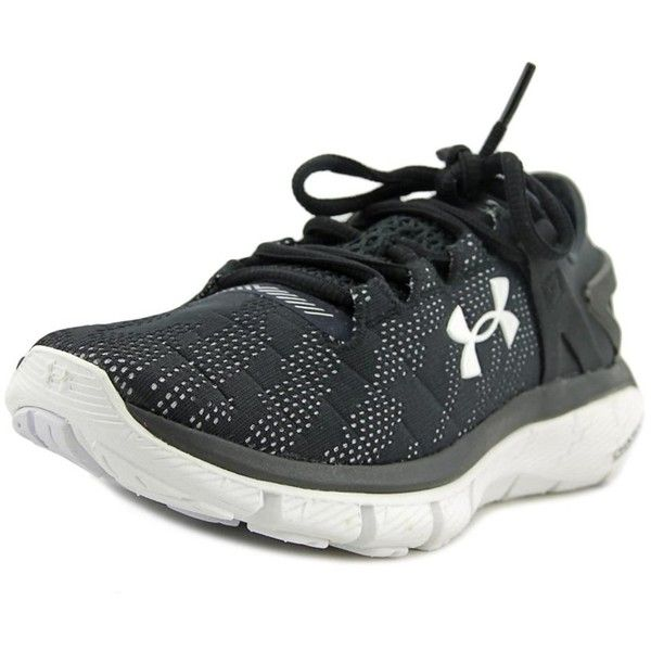 Under Armour Under Armour Speedform Fortis Men Round Toe Canvas Black... (£31) ❤ liked on Polyvore featuring men's fashion, men's shoes, men's athletic shoes, black, shoes, mens black athletic shoes, mens round toe dress shoes, mens shoes, mens black running shoes and mens canvas shoes