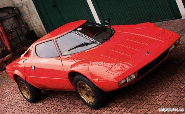 1973 Lancia Stratos 'Stradale' by Carrozzeria Bertone