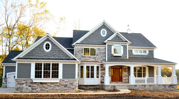 25 best ideas about front elevation on pinterest farm for Craftsman style siding