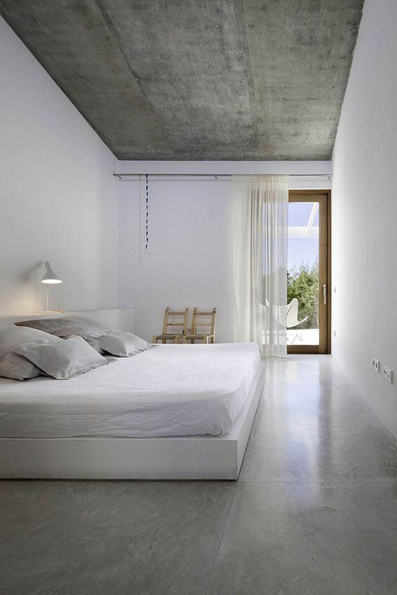 Can Manuel d'en Corda house in Formentera. Design by Marià Castelló and Daniel Redolat. Image by Estudi Es Pujol de s'Era via ArchDaily.