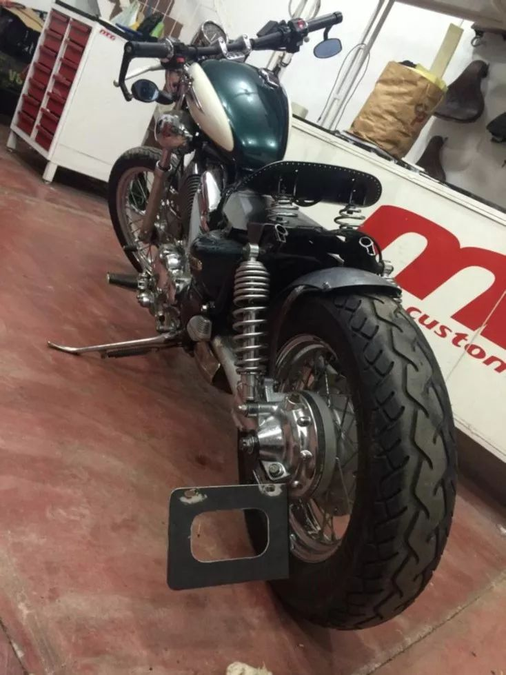 Kit Virago 535 Bobber Yamaha Custom Chopper Dragstar 250 - R$ 1.375,00 em Mercado Livre  www.mad4bikesuk.co.uk #mad4bikesuk