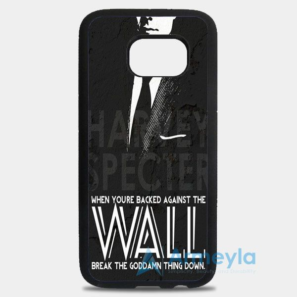 Suits Harvey Specter Quote Samsung Galaxy S8 Plus Case | armeyla.com