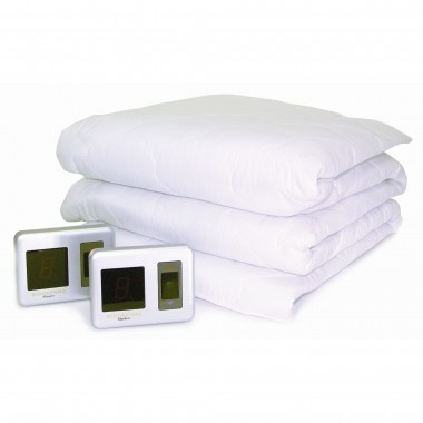 Biddeford Blankets Heated Mattress Pad With Digital