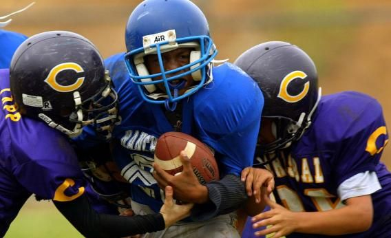 Why do we let kids play tackle football? #longreads