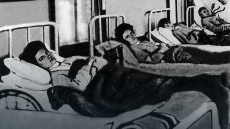 Zdrowa Maria, zarazków pełna – czyli lody z tyfusem #historia