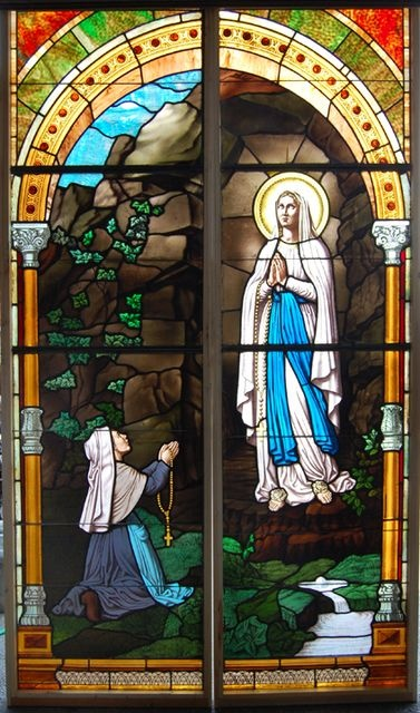 February 11th Feast Day Of Our Lady Lourdes Religion