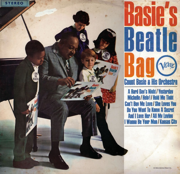 Count Basie plays the Beatles. eBay.