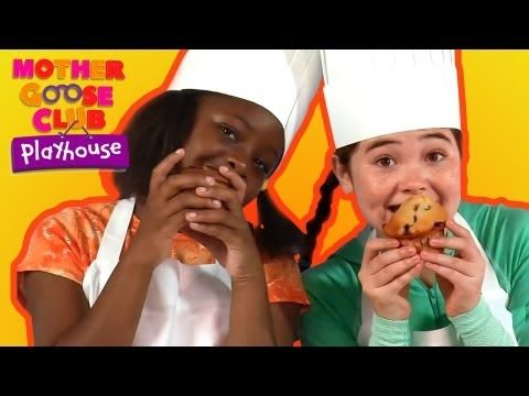 ▶ Muffin Man - Mother Goose Club Playhouse Nursery Rhymes - YouTube