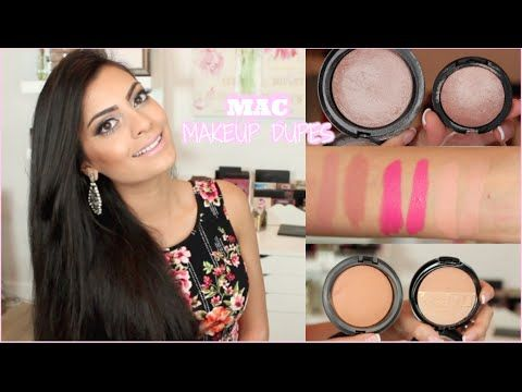 MAC MAKEUP DUPES! Drugstore Dupes for MAC Makeup | ReadySetGlamour