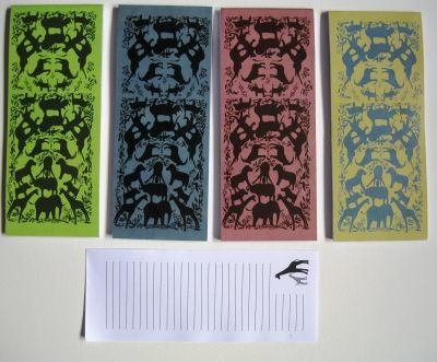 Note Books- African inspired for curio shops
