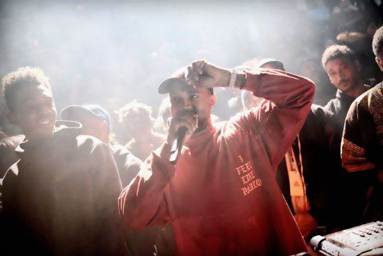 Kanye West says new album The Life of Pablo will stream exclusively on Tidal & go on sale next week - http://wp.me/p4MFYY-LHU