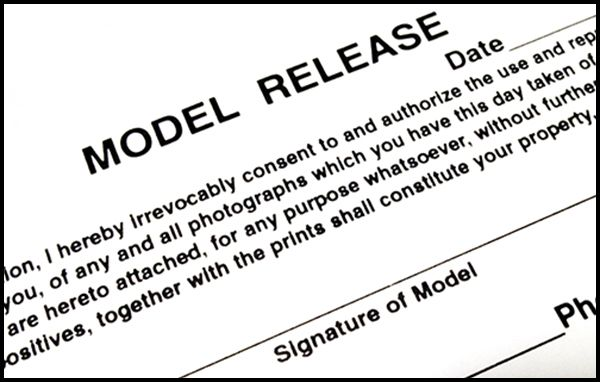 Model release for iPad Industry Essentials Pinterest Tops - video release forms