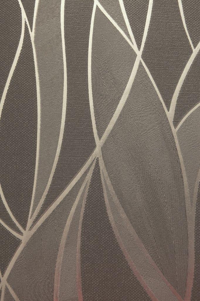 Las 25 mejores ideas sobre papel tapiz gris en pinterest - Papel pintado plateado ...