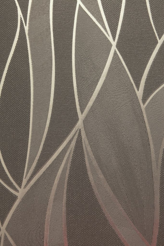 Modelo 6410 20 color plateado plateado pinterest - Papel pintado blanco y plata ...