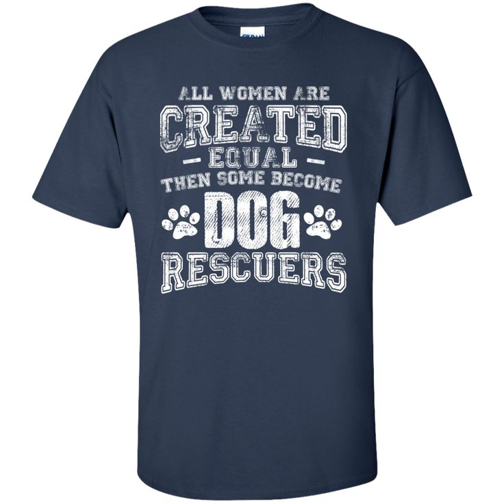 Women Equal - Dog Rescuers