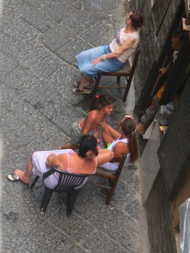 Vico Papa - Napoli