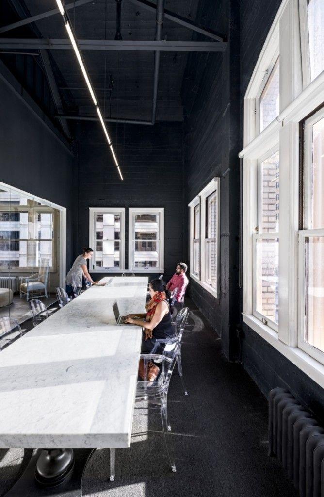 Office space designed by Gensler - Hege in France