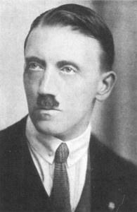 young Adolf Hitler (989 Apr20 - 1945 Apr30, @56)
