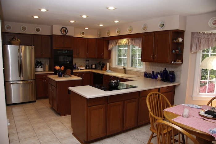 1000 images about cabinet refacing on pinterest finished kitchens traditional kitchen houston by