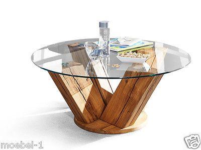 Designer Glas Couchtisch Beistelltisch Wohnzimmer Tisch Unikat BOSTON ...