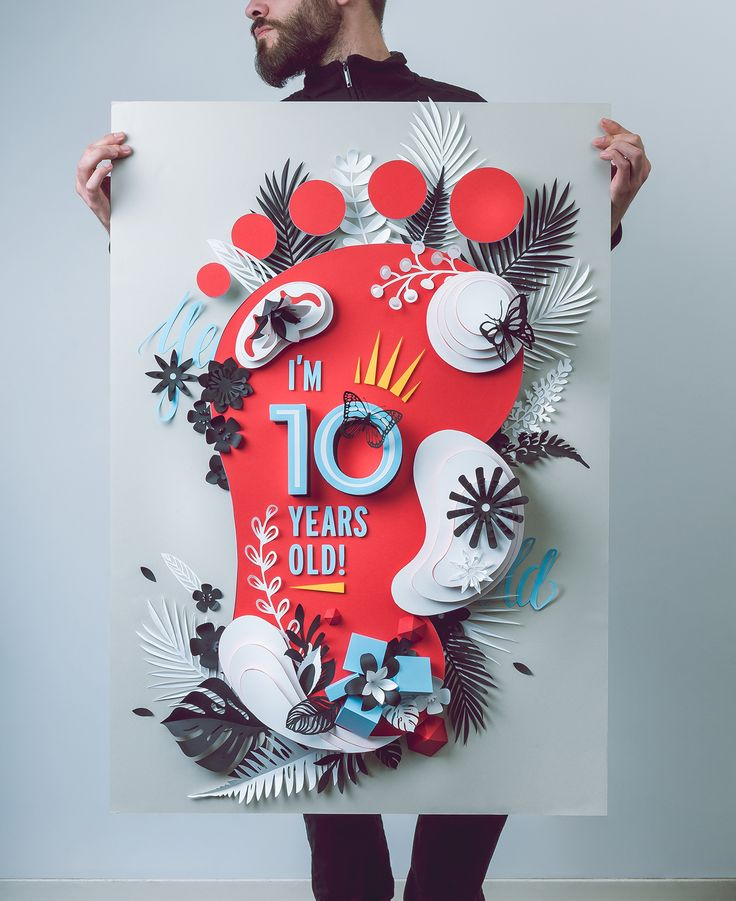 INK studio's 10th birthday!