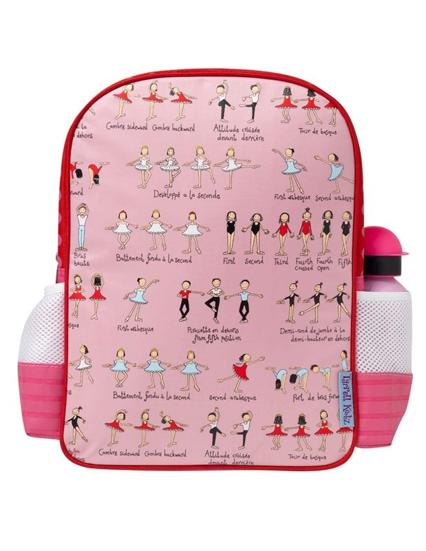 Tyrrell Katz Ballet Backpack From £22.95 Lovely backpack with 2 convenient side pockets and padded adjustable shouder straps for comfort. Fe...
