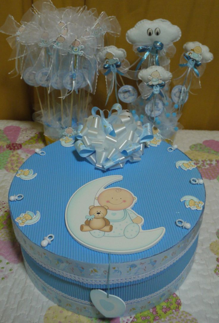 Baby Shower-Toña