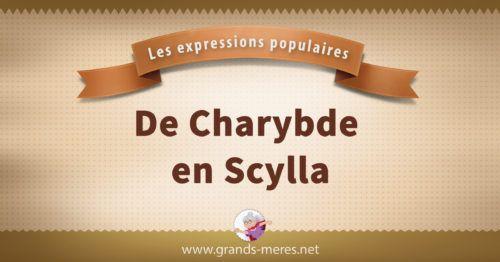 Charybde en scylla