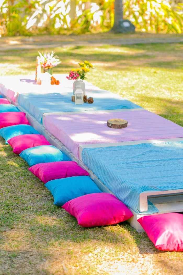Teddy Bear Picnic in the Park themed birthday party via Kara's Party Ideas | KarasPartyIdeas.com (35)