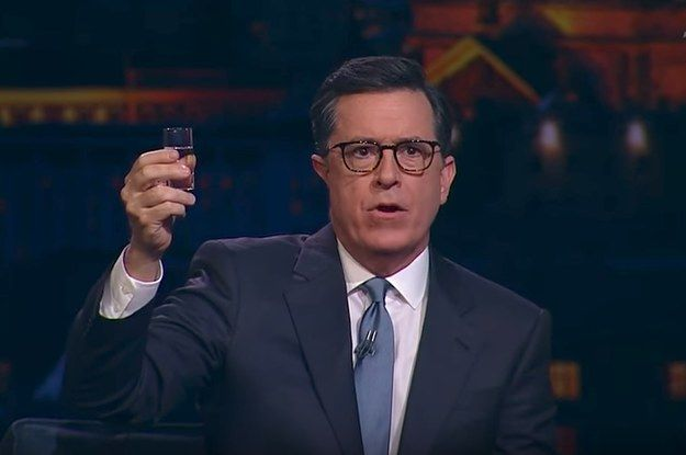 Stephen Colbert Told Russian TV He's Running For President — But Wants Their Help