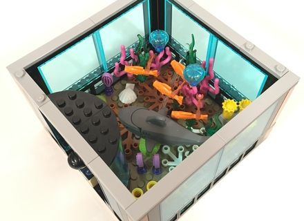 Build your own adventure with a touch of Lego magic. Encounter exoticanimals & experienceexciting views at this MODULAR ZOO! Let's celebrate the 10-year anniversary (2017) o...