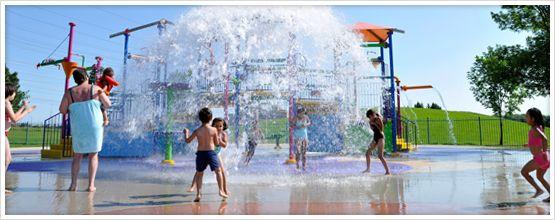 FREE Outdoor Parks, Splash Pads, Beaches, Farms & Zoos - GTA