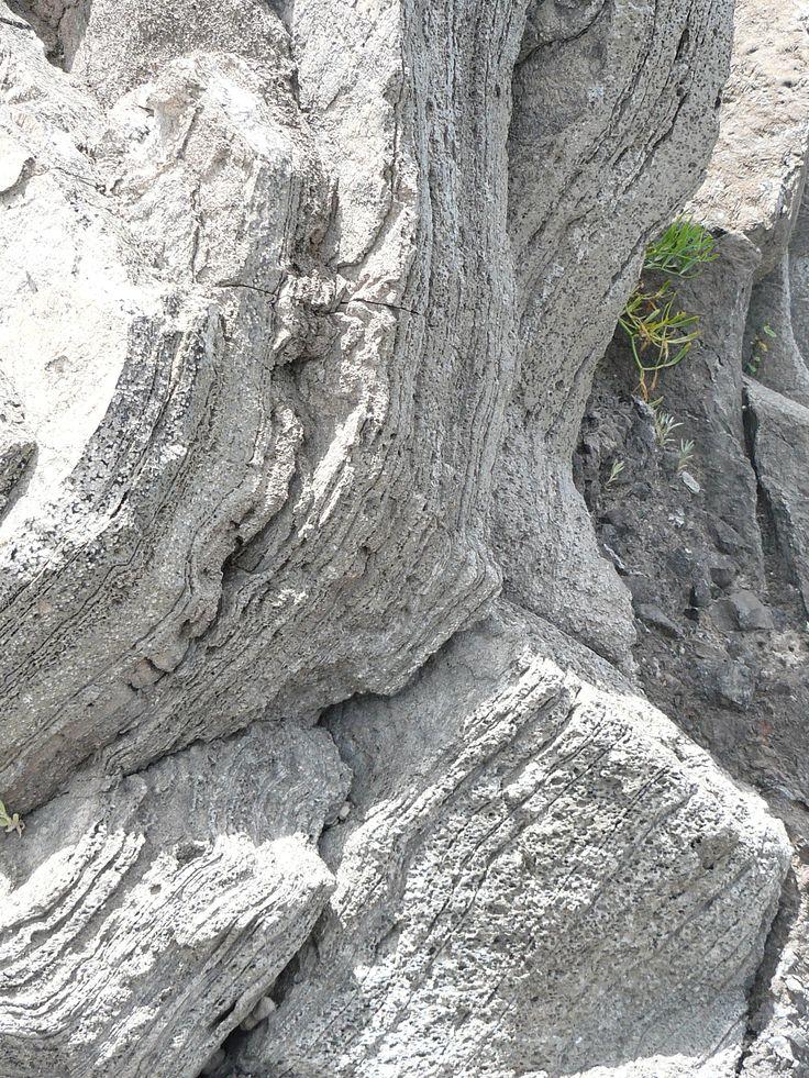 Lipari - La cava di pomice
