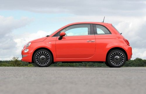 Attachment file for High Resolution City Car Wallpaper with Fiat 500 in Red