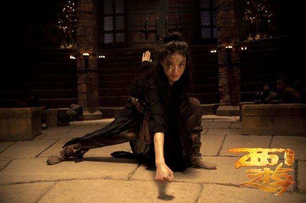 """Stephen Chow e beldade Shu Qi em """"Journey to the West"""" ~ Neuralizador Digital"""
