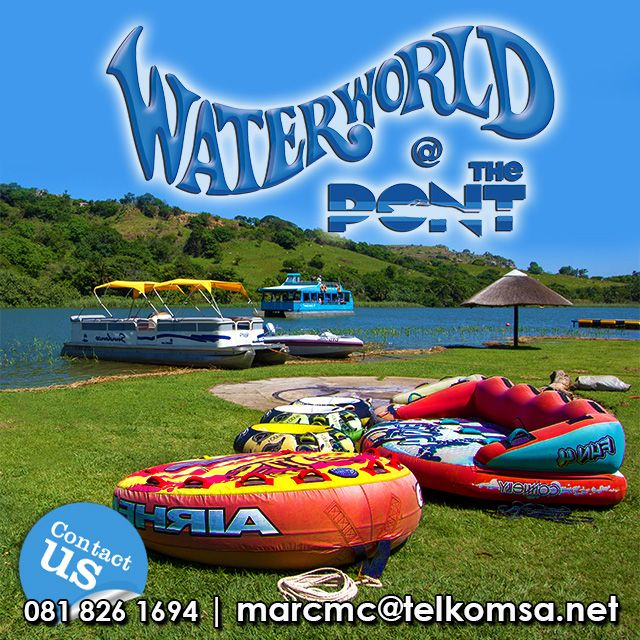 Waterworld at The Pont | Must Byt