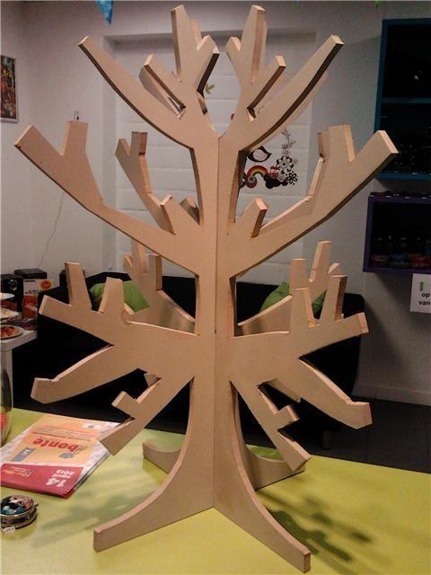 The box shop houten boom 60cm presentatie stukken pinterest shops the box and the o 39 jays - Een houten boom maken ...