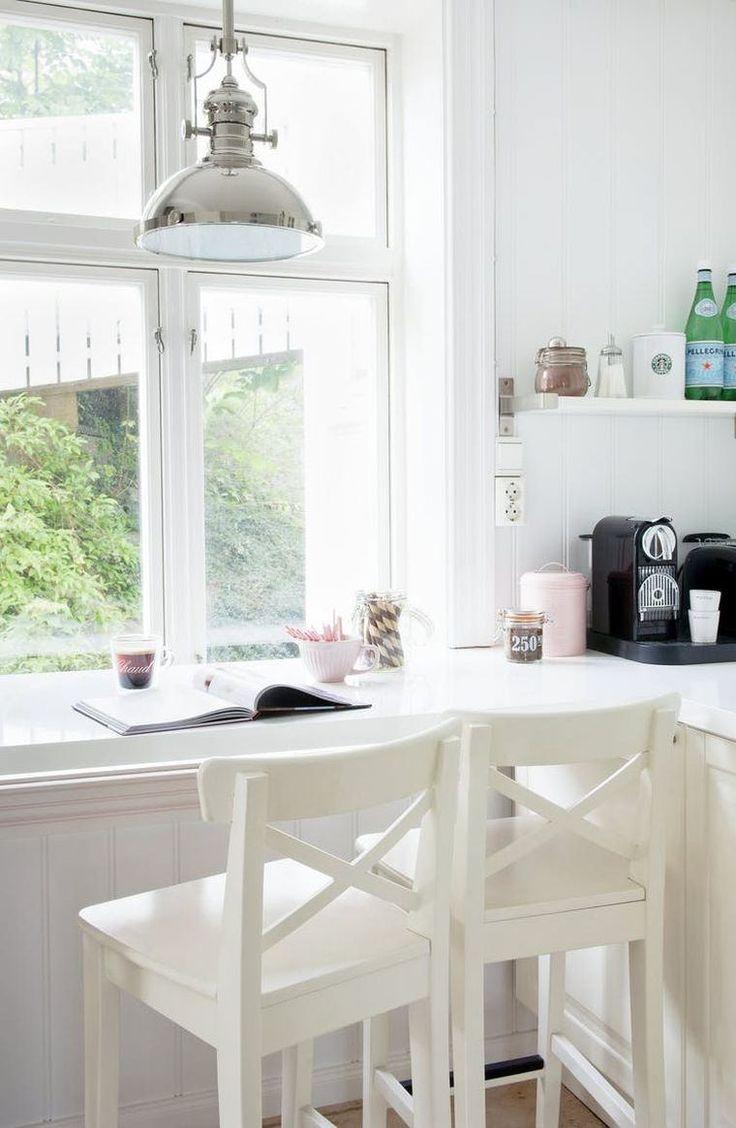comment gagner de l'espace dans sa cuisine et optimiser le coin appui fenêtre ?
