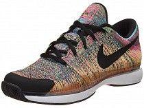 Nike Zoom Vapor 9.5 Flyknit Grey/Black/Tart Men's Shoe