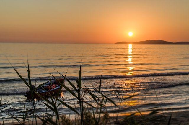 Sunset Arillas