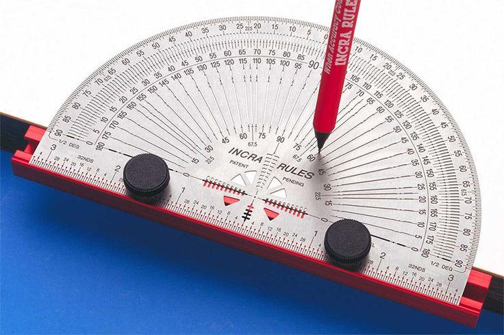 Goniometro Incra Precision Marking Protractor